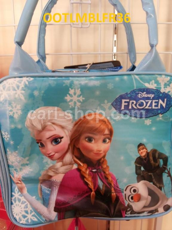 Slempang Lunch Bag Kotak Frozen