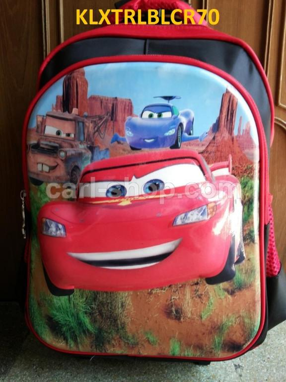Troly+Ransel SD Cars Timbul