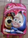 Troly+Ransel SD Masha & The Bear